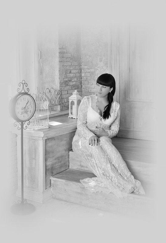 в ожидании - Ольга Комарова