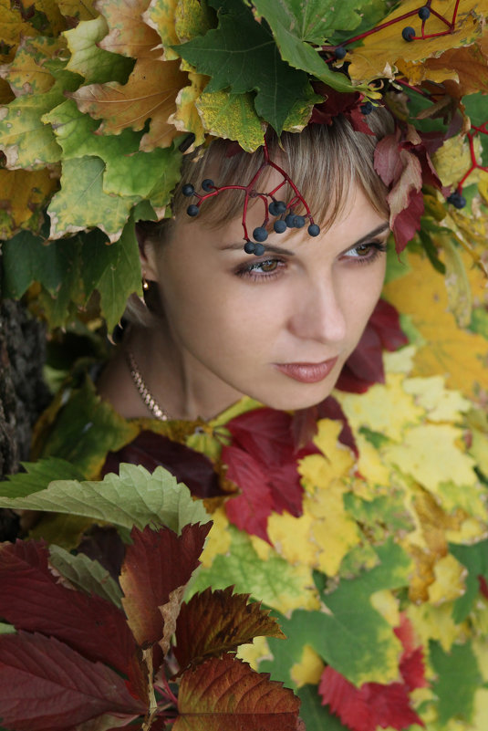 осень - Оксана Джафарова