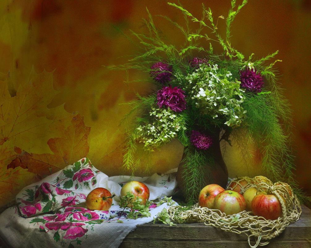 Загадай нам, Осень, тихих дней и ясных, - Валентина Колова