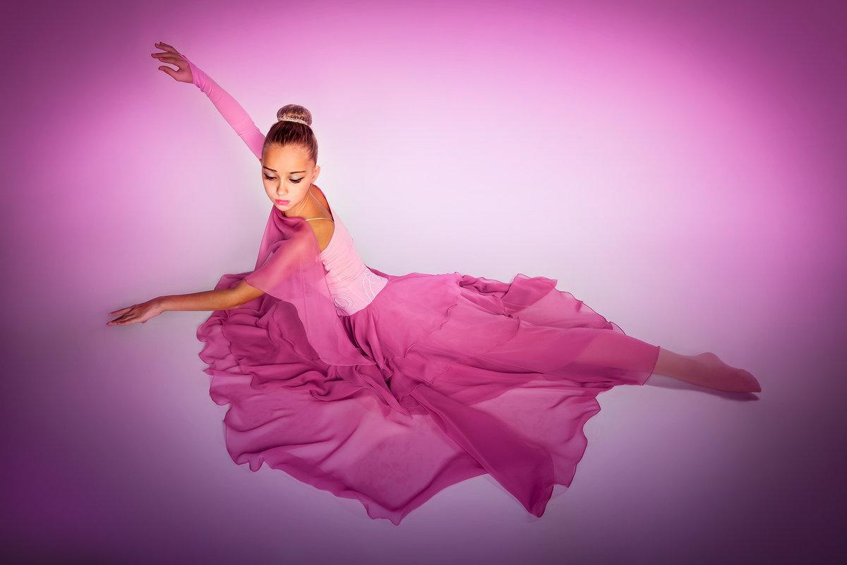 Балерина - Вера Бережная