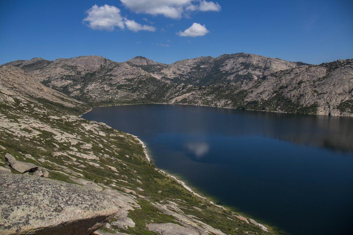 перевал с 3-го озера на 4-е - lev