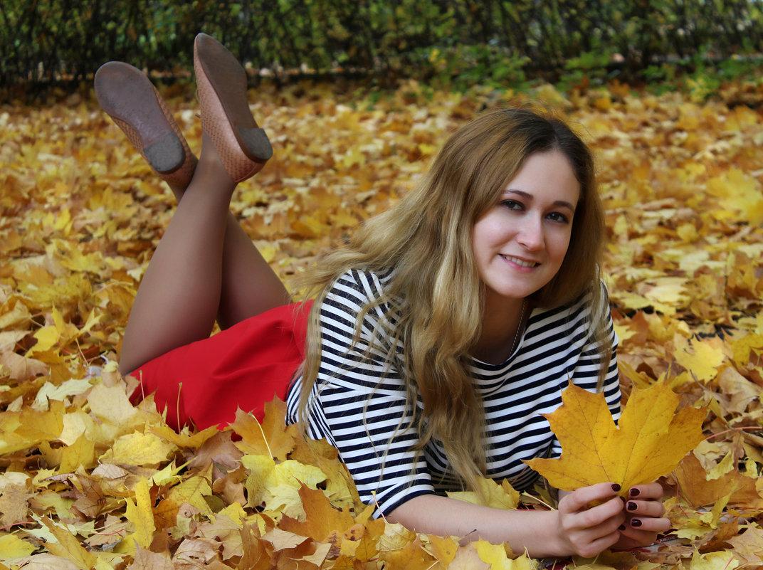 В октябре - Ната Коротченко