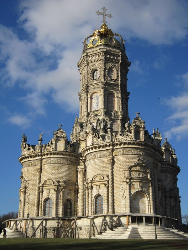 Дубровицы. Церковь Знамения Пресвятой Богородицы - Дмитрий Никитин