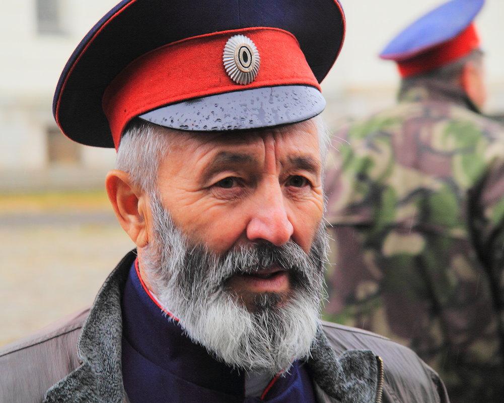 Пожилой казак - Юрий Гайворонский