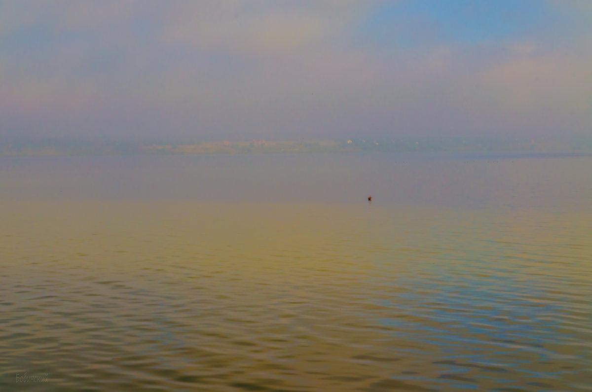 Над лиманом туман - Константин Бобинский