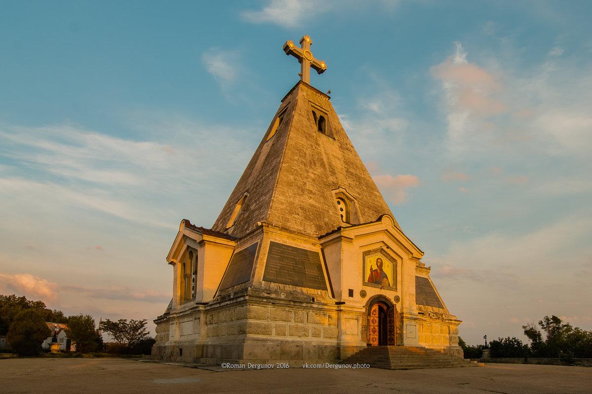 Свято-Никольский храм - Roman Dergunov