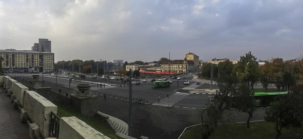 Раннее утро в Харькове - Александр Сальтевский