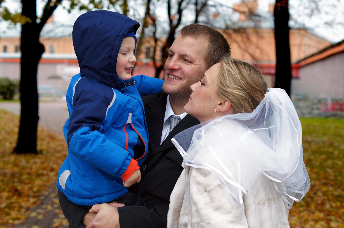 семья - Виктория Жуланова