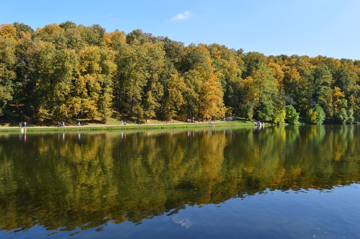 Ходит осень в нашем парке... - Ирина Рачкова