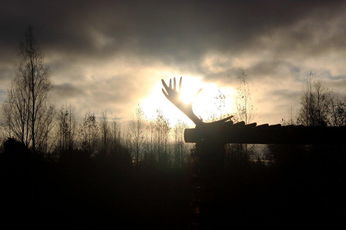 Восход. - Андрей Скорняков