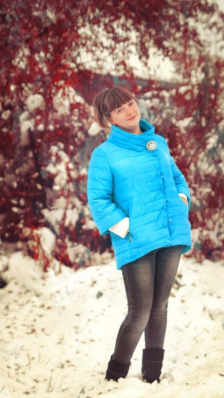 Там где Осень встречается с Зимой - Olga Rosenberg