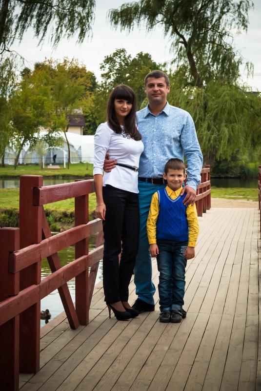 семья - Сергей