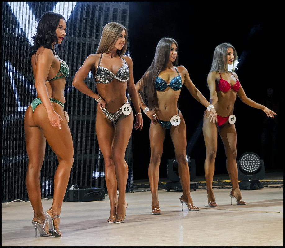 Чемпионат РБ по фитнесу - Алексей Патлах