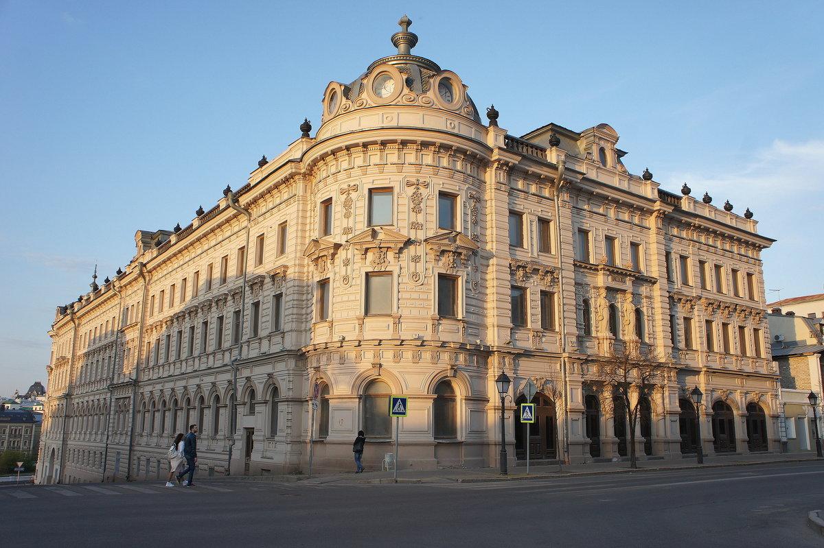 Здание Александровского пассажа (Кремлевская, 17) - Елена Павлова (Смолова)