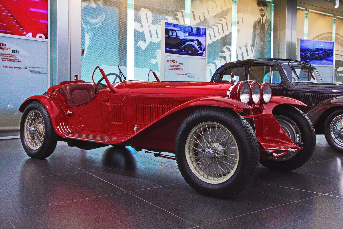 Легенда ... Alfa 1750 - M Marikfoto