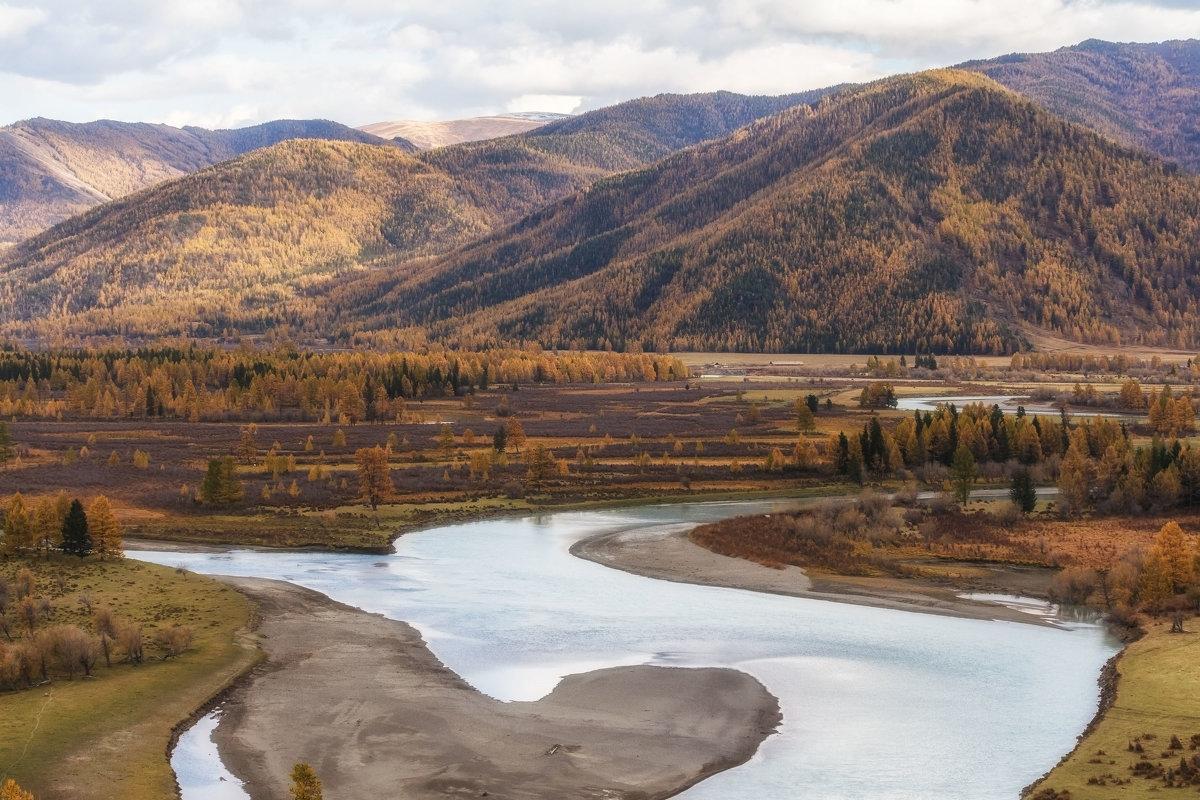 Рождение реки Аргут - Галина Шепелева