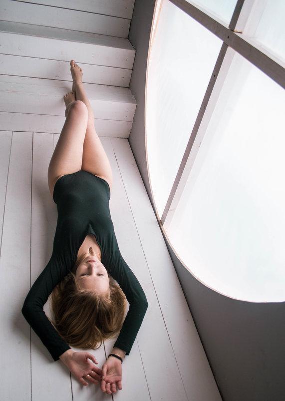 Девушка - Julia Tyagunova
