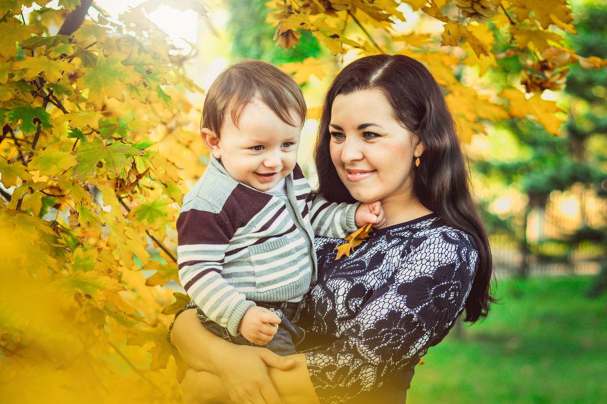 Осень - Света Кошкарова