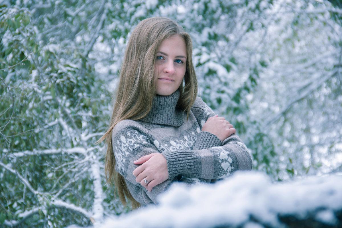 Снежная принцеса - Наталья