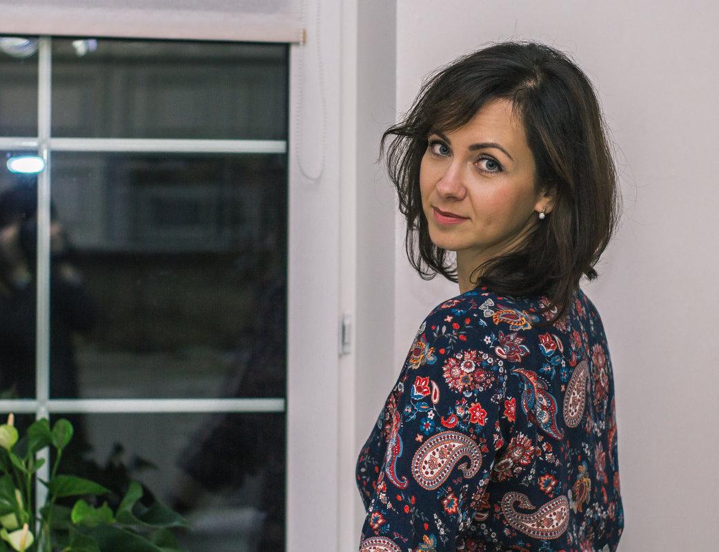 Портрет - Юлия Николаева