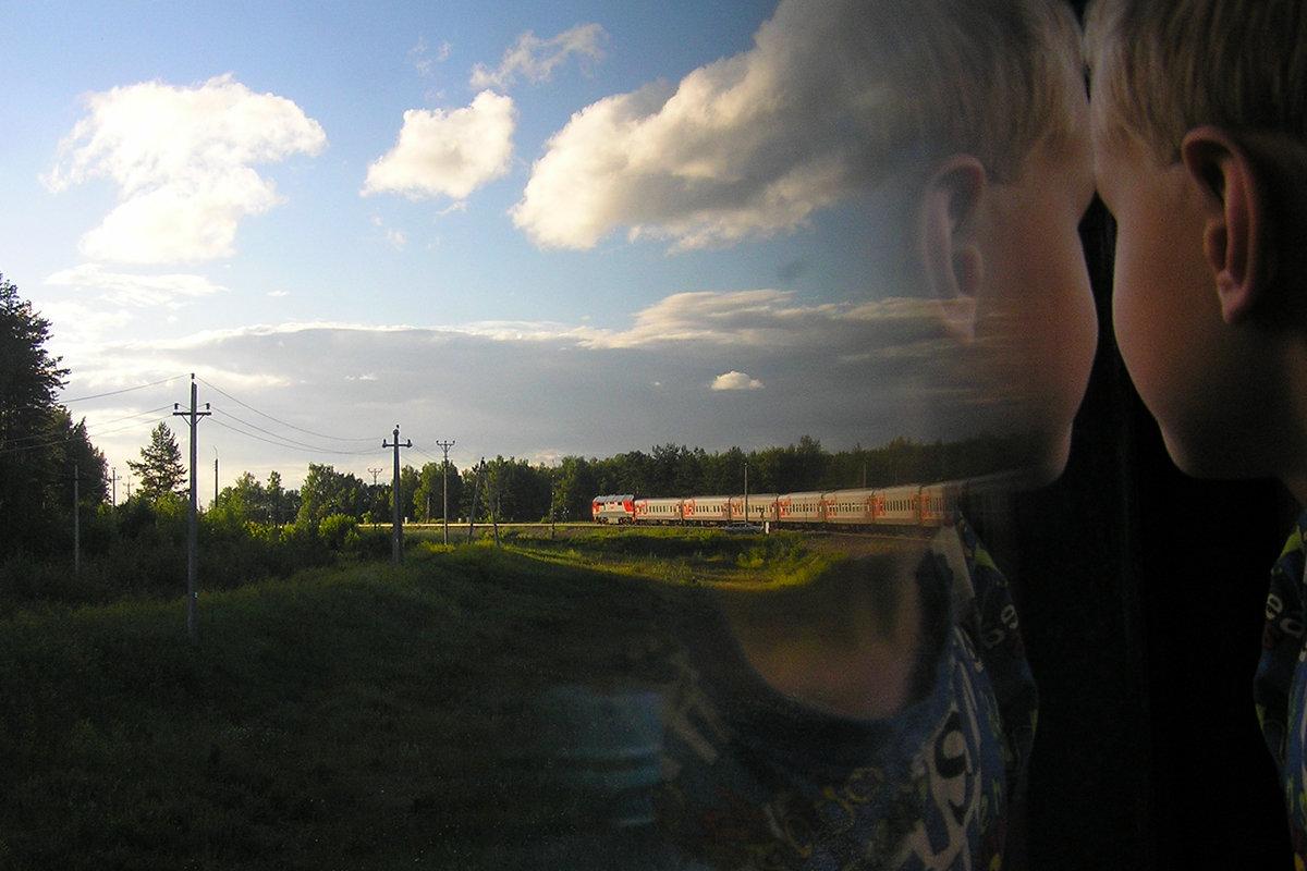 в дороге - Татьяна Гузева