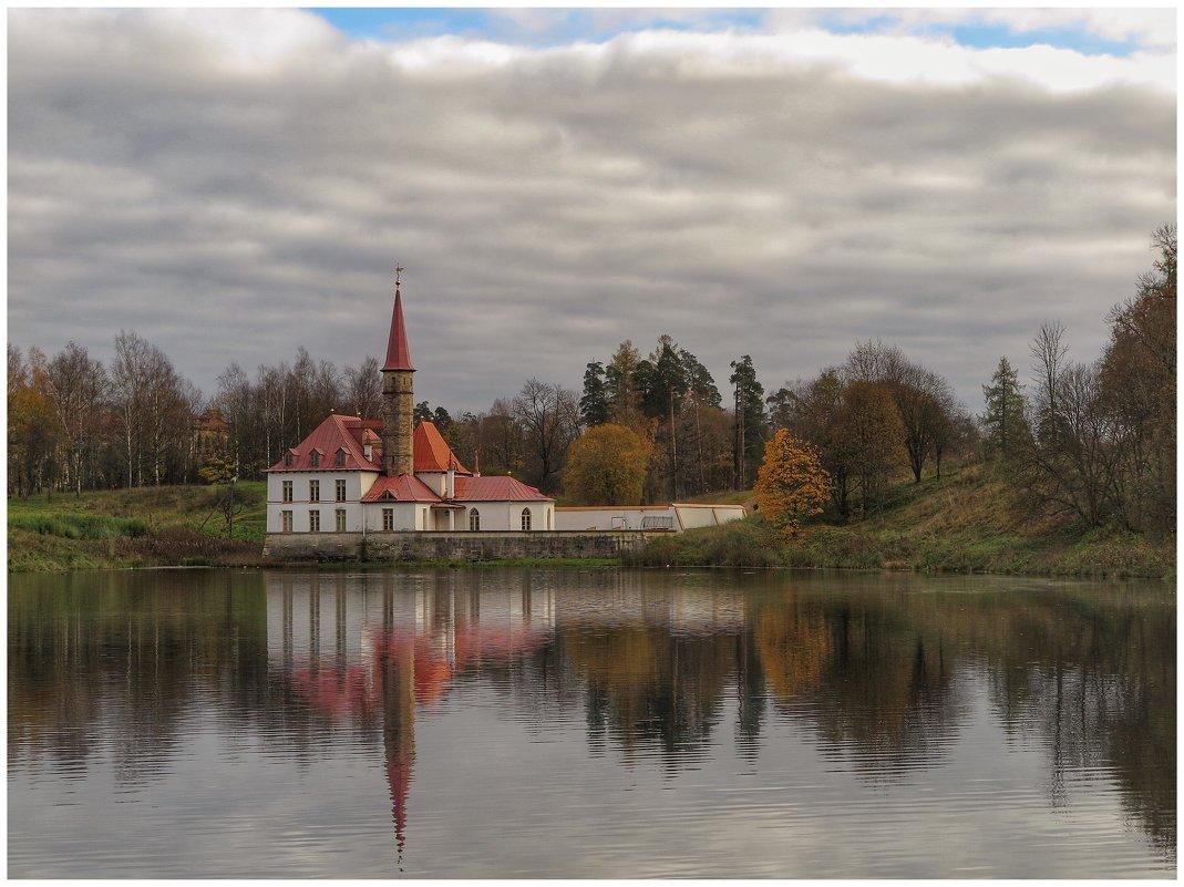 Приоратский дворец - Олег Бабурин
