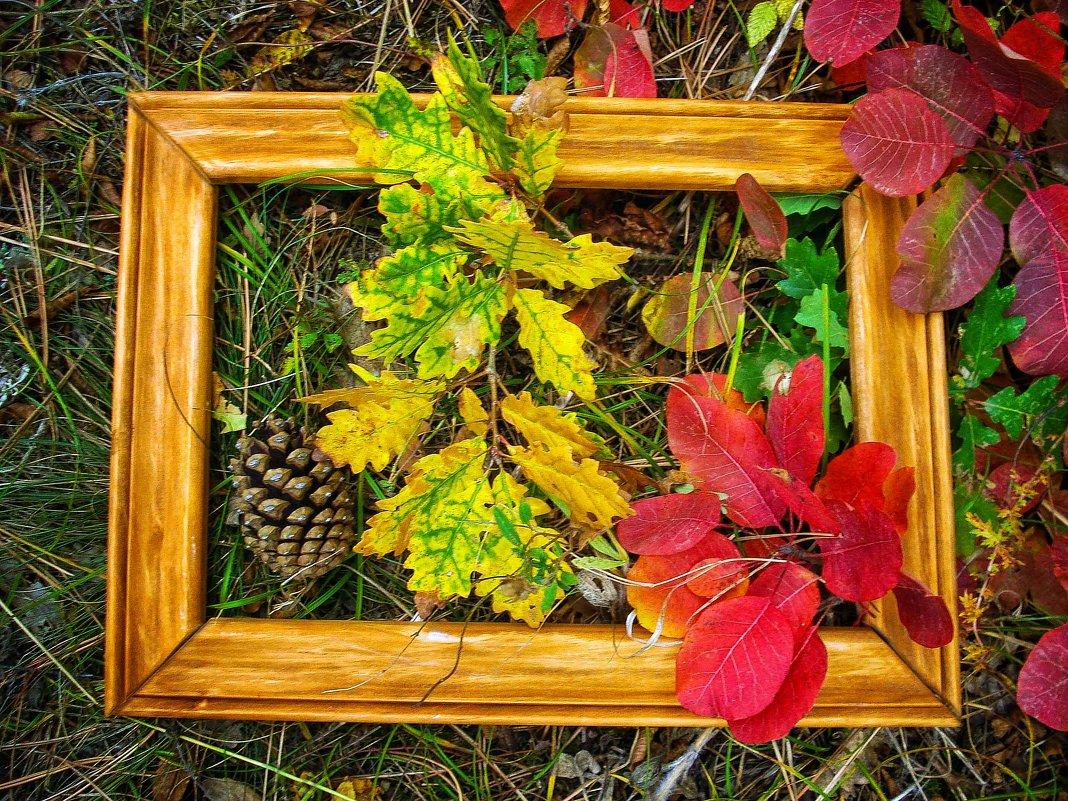 Осенний натюрморт - Ольга