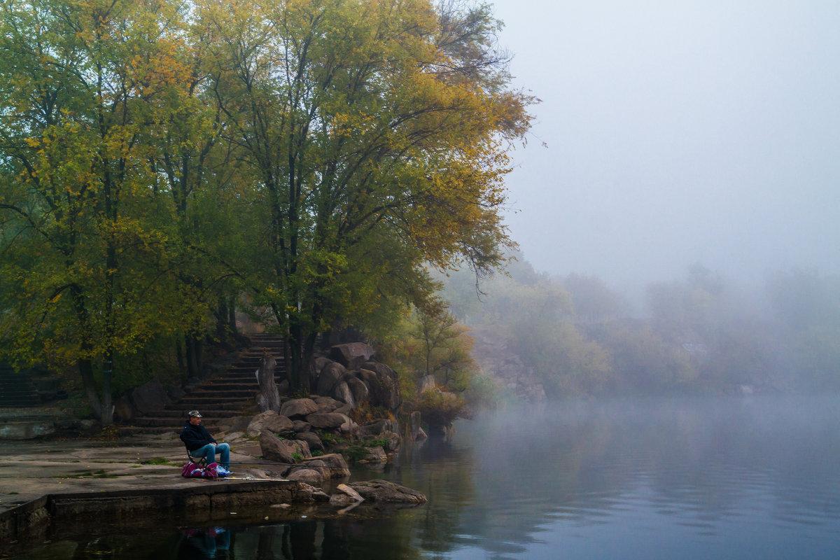 Рыбак и туман - Artem Zelenyuk