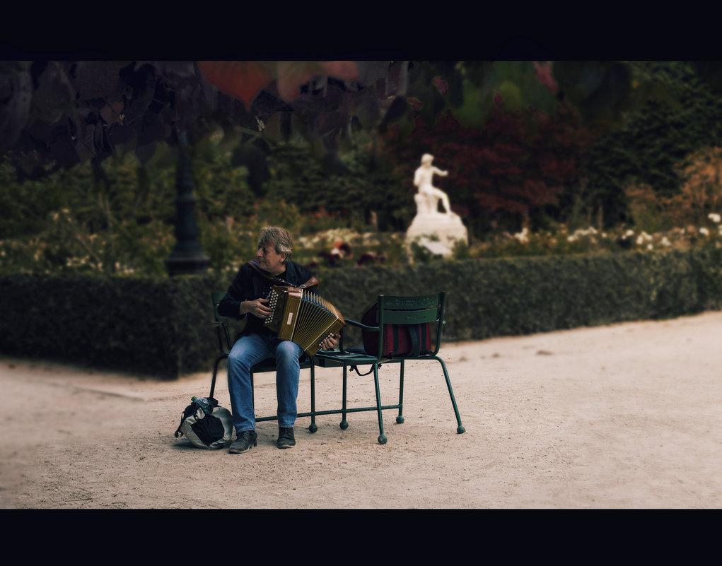 Музыканты Парижа - Екатерина Кононенко