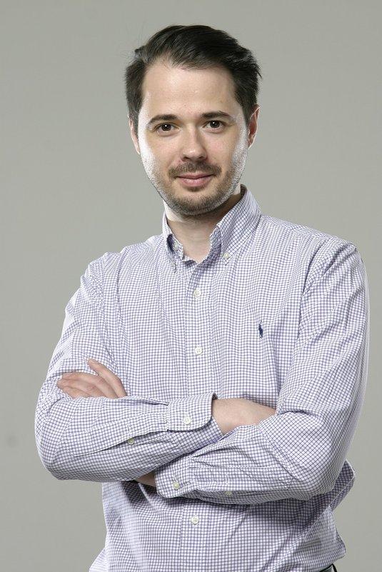 Деловой портрет - Victor Volochinkov
