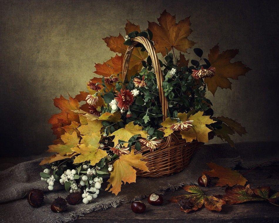 Осенняя корзина - Ирина Приходько