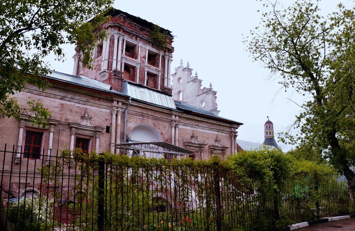 Церковь Иконы Тихвинской Богоматери. - Владимир Болдырев