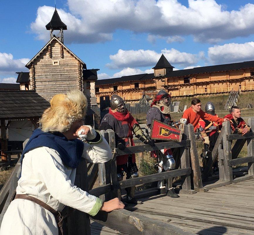 Историческое фехтование - Сергей Рубан