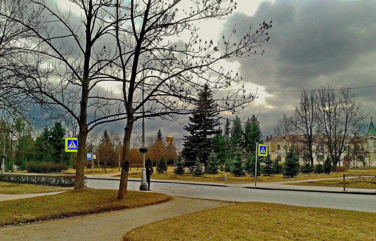 Облетели листья - Олег Попков