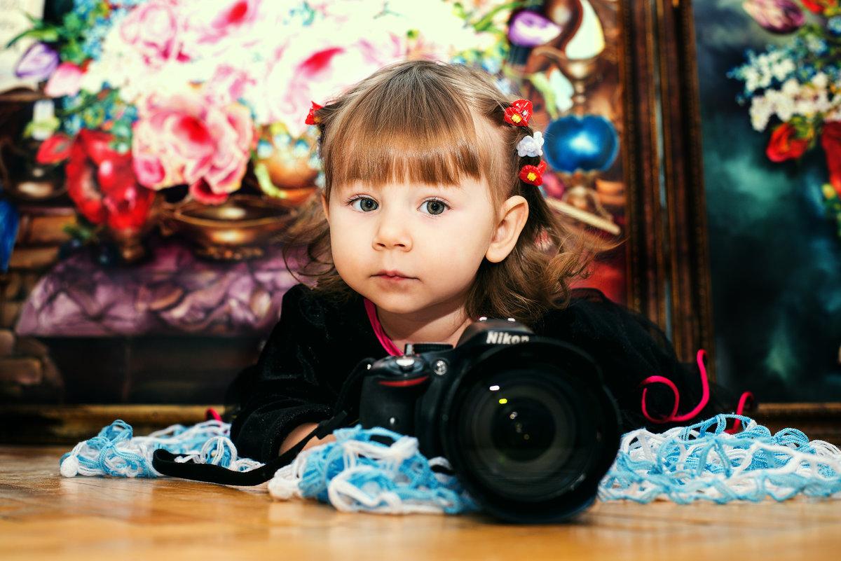 маленький любитель - Наталия Квас