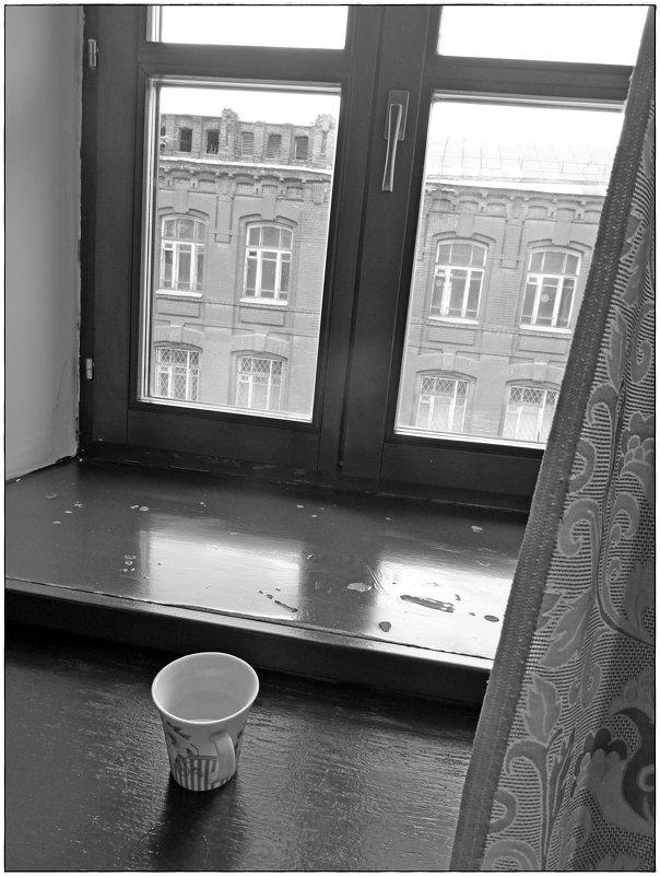 окно больницы - Natalia Mihailova