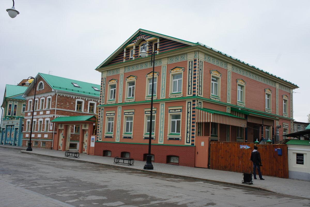 Старая Татарская слобода - Елена Павлова (Смолова)