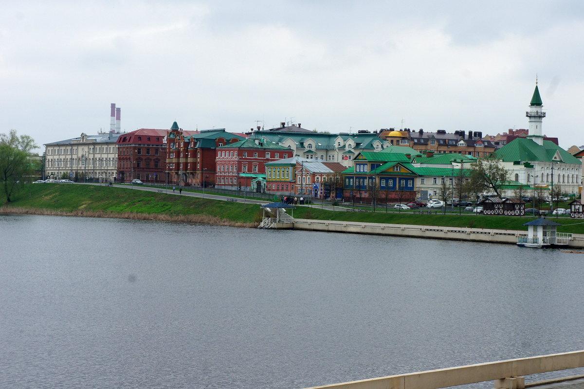Озеро Кабан. Старая Татарская слобода - Елена Павлова (Смолова)