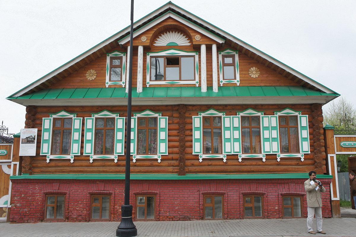 Музей «Чак-чака» - Елена Павлова (Смолова)