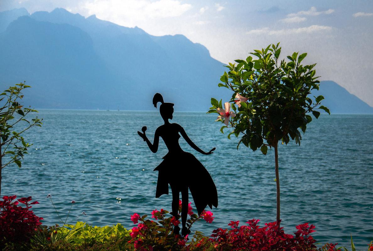 Женевское озеро, Швейцария - Александр Антонович