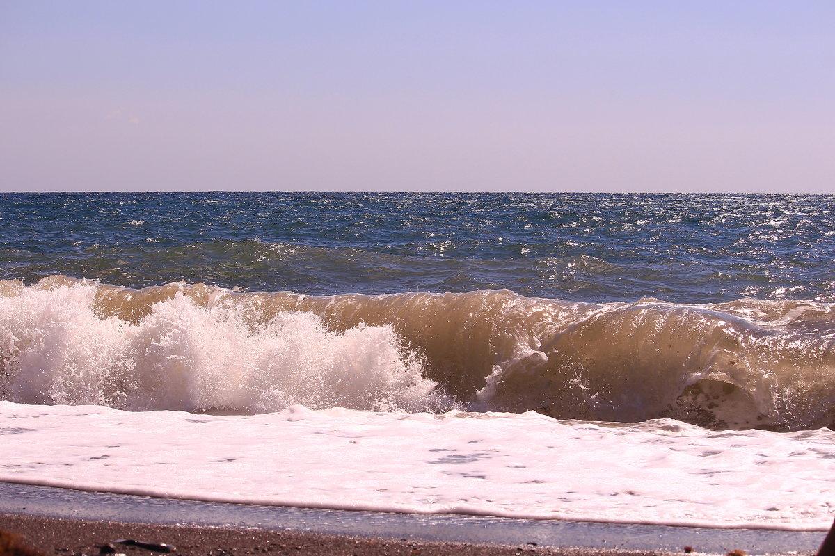 Такое разное, разное море - Татьяна Ломтева