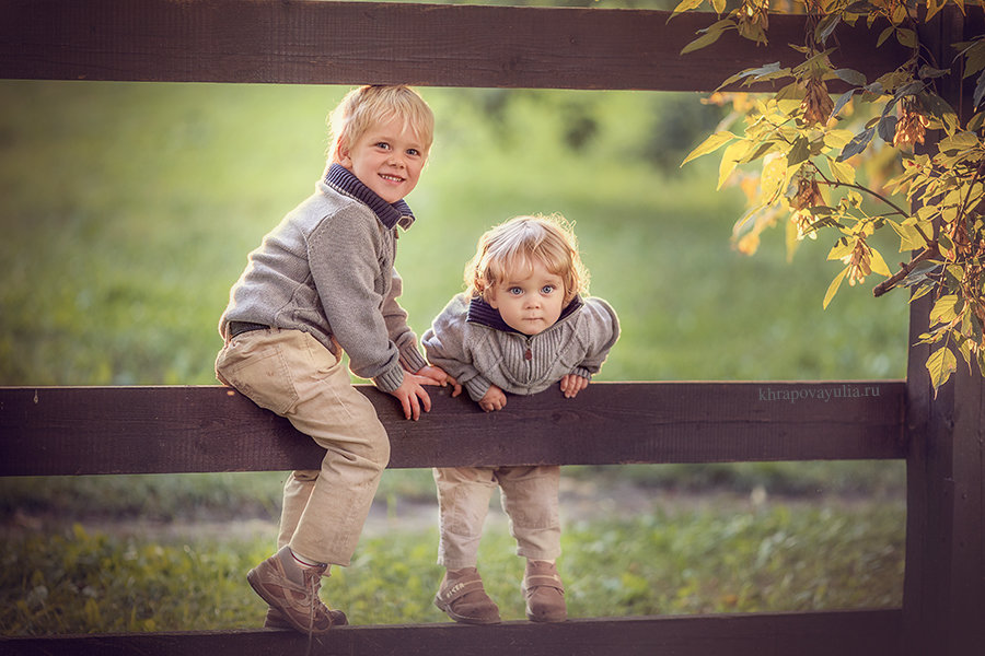 Братья - Yuliana Khrapova