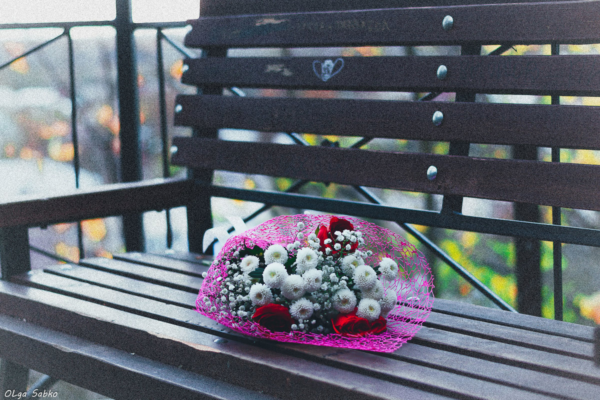 Flowers - Ольга Сабко