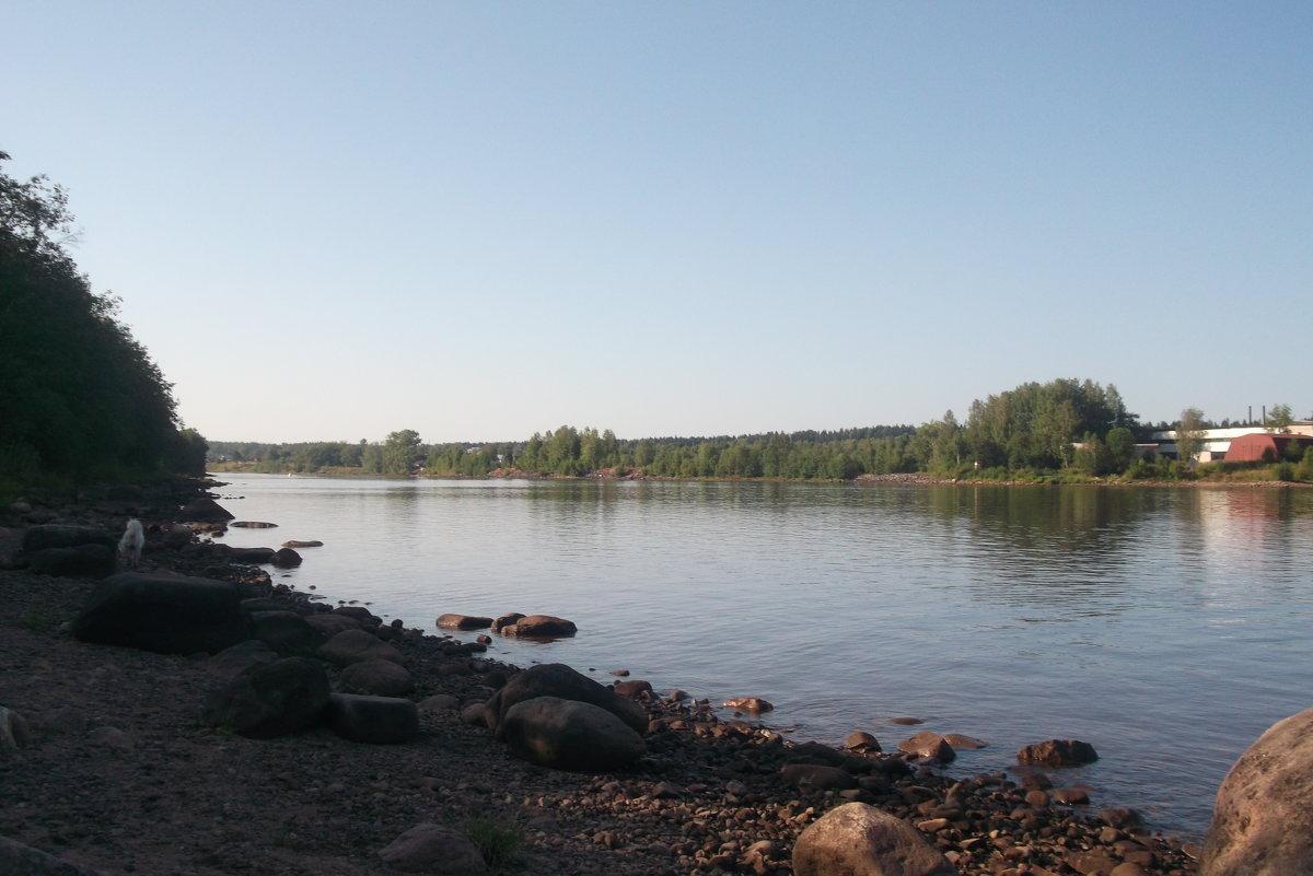 Река Свирь - Svetlana Lyaxovich