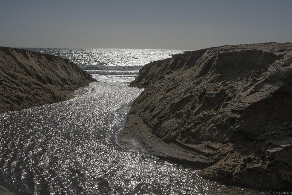 Серебренный поток - Арвидс Гурскис
