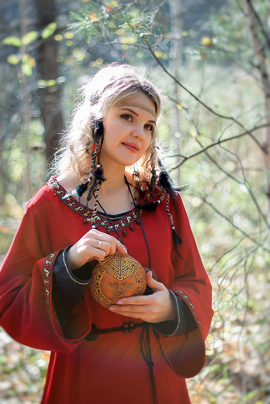 Евгения - Ольга Павленко