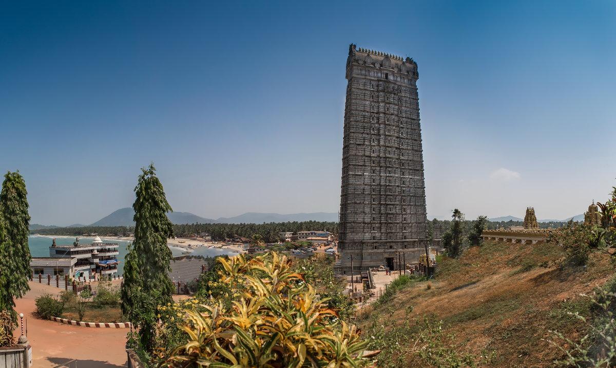 индия.храм гокарна - юрий макаров