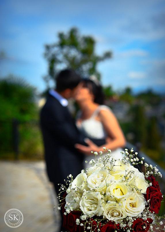 свадебные цветы - shota