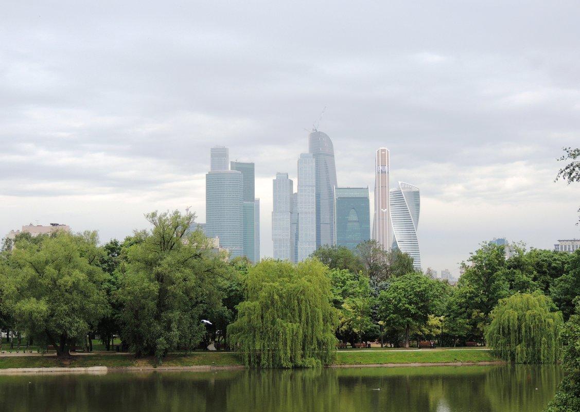 Москва-Сити - Елена Ом