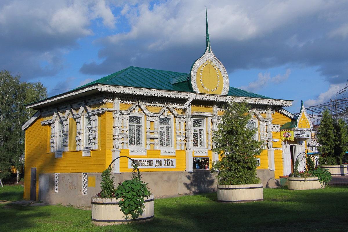 Купеческий дом в Угличе. - Ольга Крулик